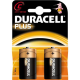 DURACELL PLUS POWER MEZZATORCIA C2 X 2PZ