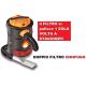 ASPIRACENERE 2CLICK CON DOPPIO FILTRO IGNIFUGO 1000 W FIRE&BOX