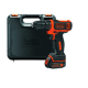BLACK & DECKER TRAPANO AVVITATORE 10,8V AL LITIO