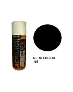 SPRAY BRIXO COLORS NERO LUCIDO       103