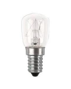 LAMPADINA PERA FORNO E FRIGO 15W E14