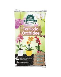 TERRICCIO ORCHIDEE 10 LT MISCELA CON TORBA NATURALE E CORTECCIA E PERLITE