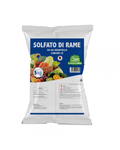 SOLFATO DI RAME 98-99 SACCO DA 5 KG