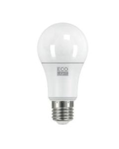 LAMPADINE ECOLIGHT LED E27 GOCCIA 12W LUCE FREDDA