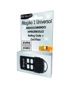 TELECOMANDO CANCELLO MAGIKO 1 UNIVERSALE ROLLING CODE BRAVO